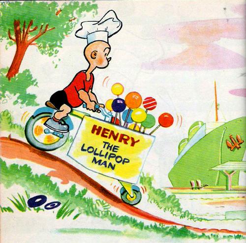 Henry cart