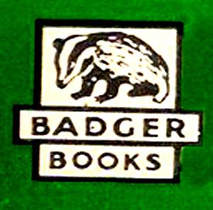 Badger books 1
