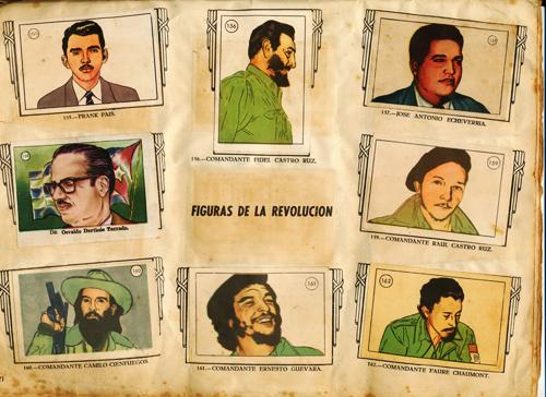 Revolutionary figures