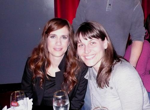 Kristen and Jodi