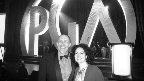 PGA Bill and Elsa B+W