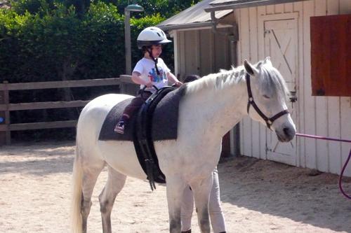 Diego Horseback