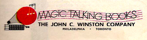 Magic talking books logo