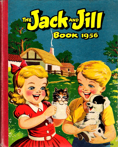 Image Gallery Jack And Jill Story