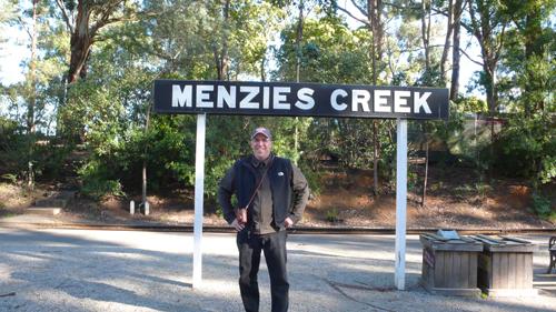 Menzie's creek