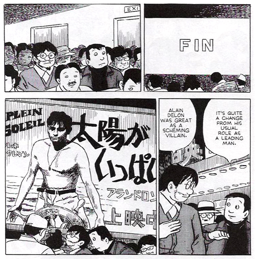 Tatsumi on Ripley