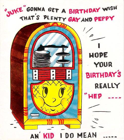 Birthday juke
