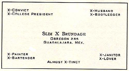 Slim X