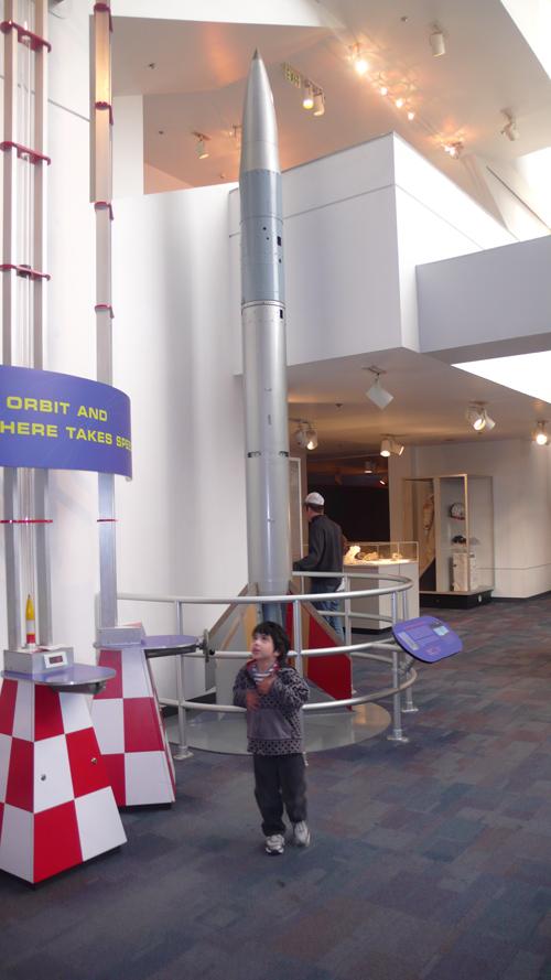 Rocket man 3