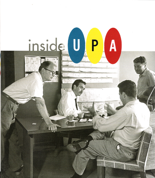 UPA cover