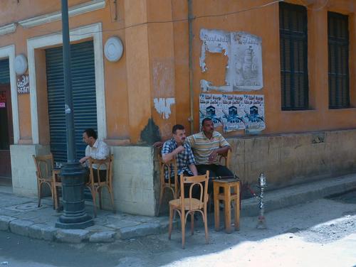 Sidewalk cafe 2