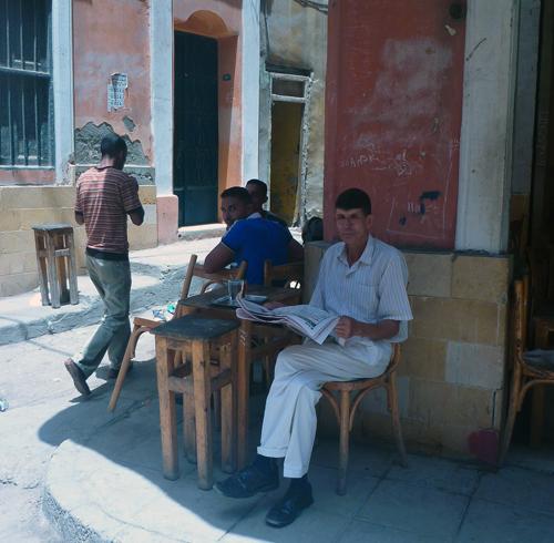 Sidewalk cafe 4
