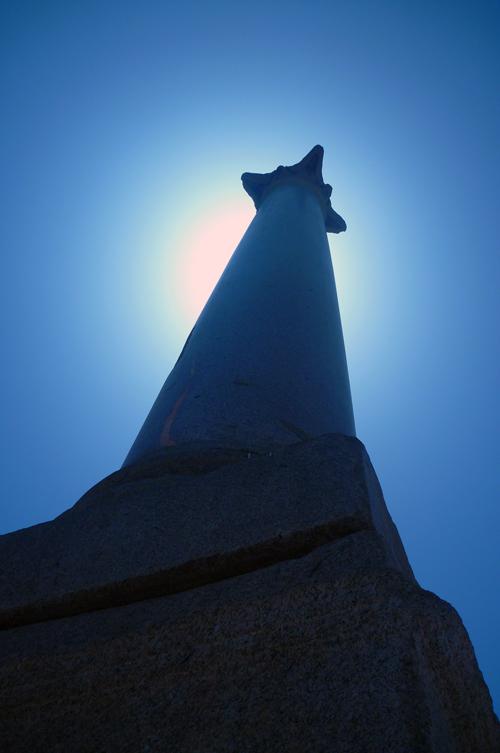 Ptolomey's pillar