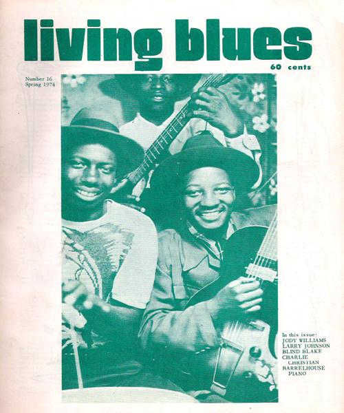 Living blues