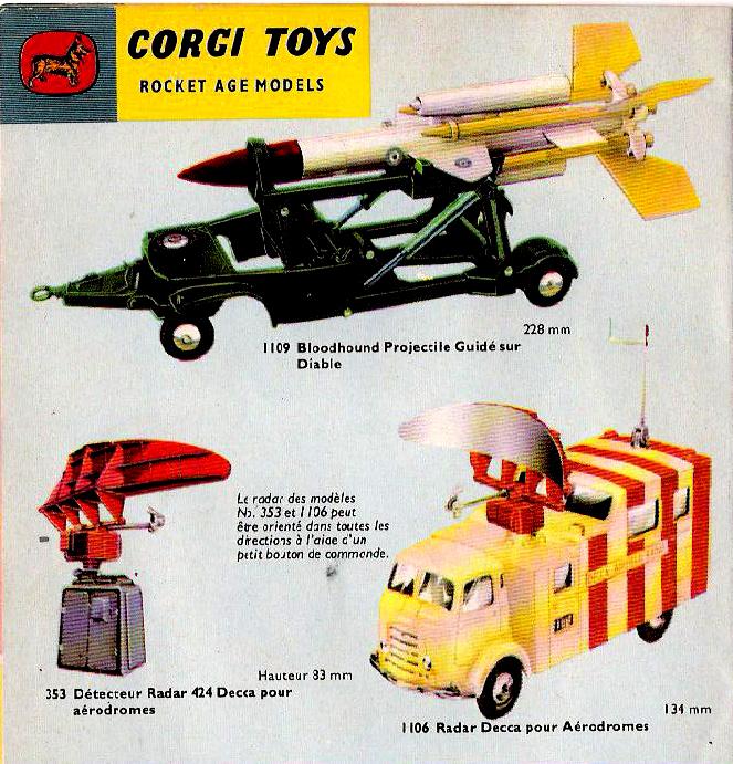 Corgi rockets 1