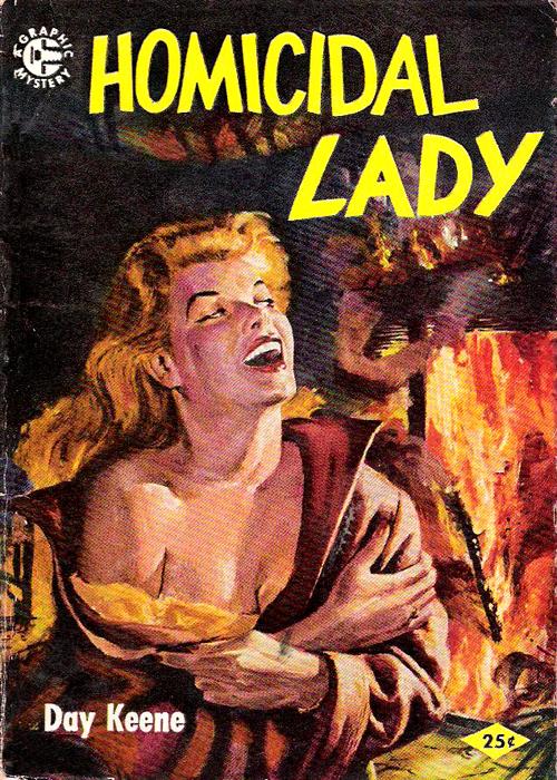 Homicidal lady