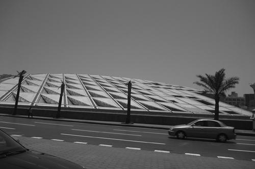 Bibliothequa roof
