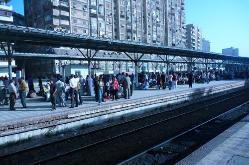Sidi gabel train station