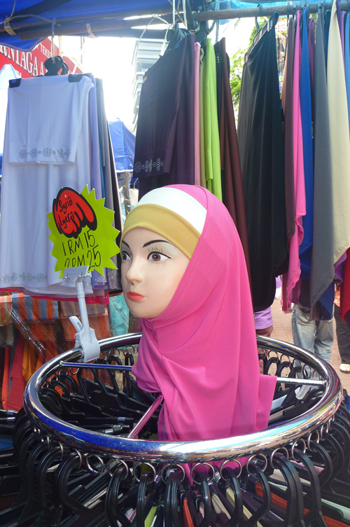 William Horberg: The Ladies of Kuala Lumpur