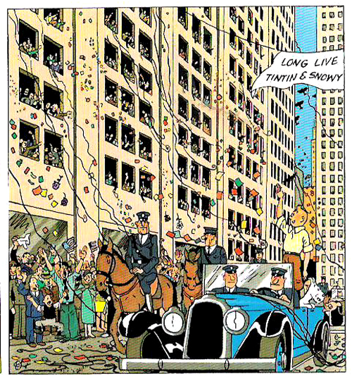Herge Chicago