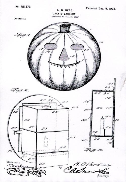 Halloween patent #2