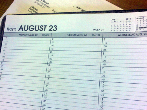 August 23