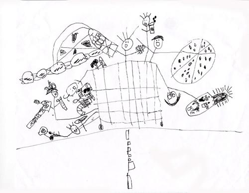 Diego drawing