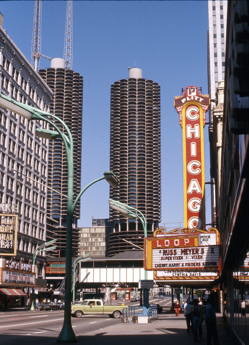 Chicago Theater Plitt 1975