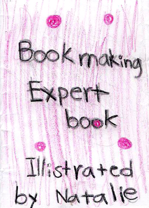 Bookmaking expert book