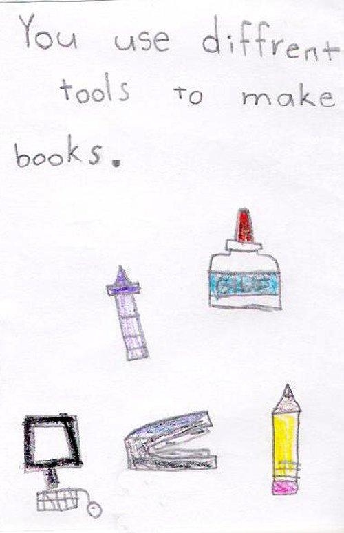 Bookmaking 2