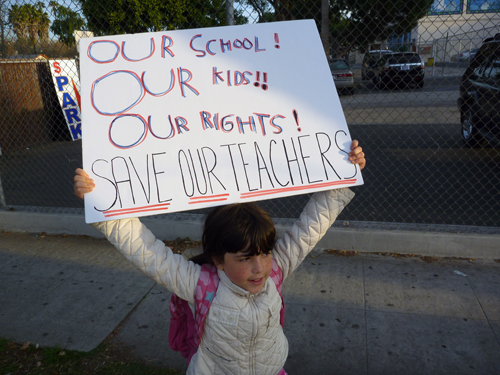 Our School Our Rights