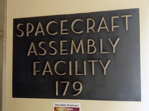 Spacecraft assembly