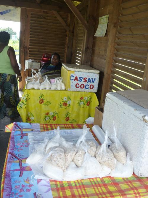 Cassav Coco
