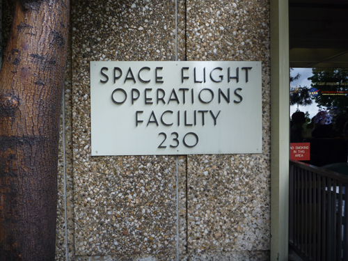 Space flight operations