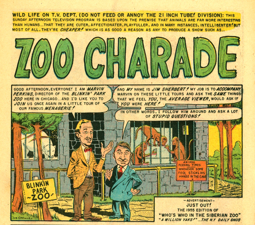 Blinkin' Park Zoo