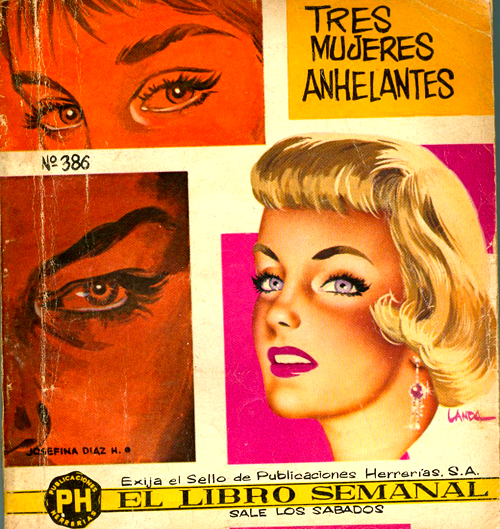 Mexican paperback