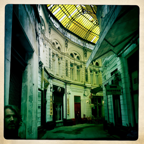 Bucharest passage