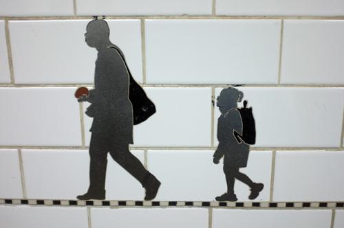 Subway tiles 3