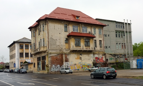 Bucharest house