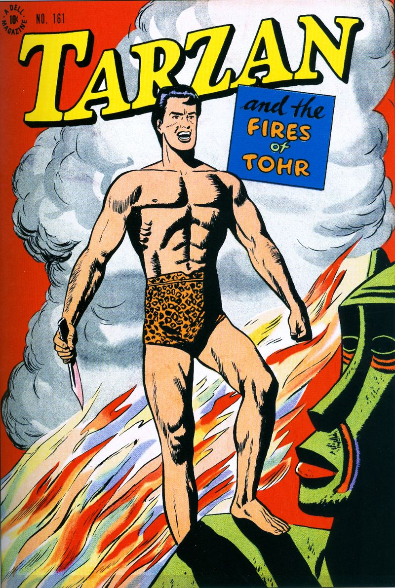 Tarzan Fire of Thor