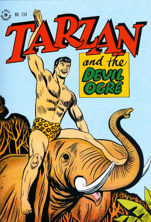 Tarzan Jesse March