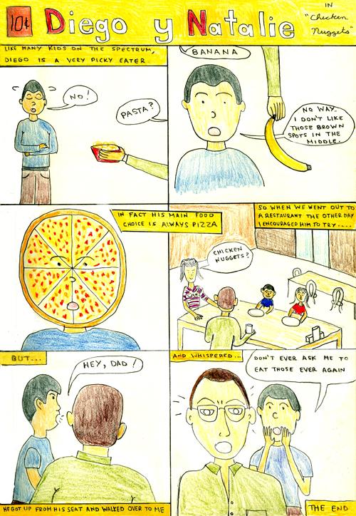Chicken Nuggets blog