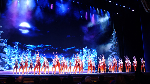 Reindeer @ Radio City