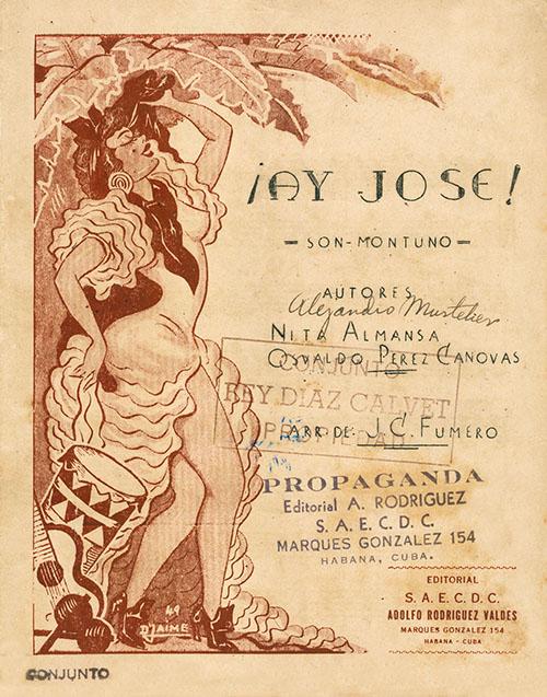 Ay Jose! blog