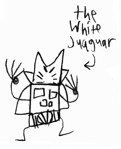 The White Juaguar copy