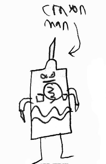 Crayon Man copy